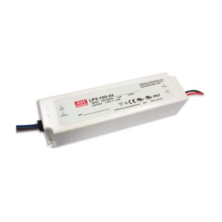 DRIVER LED MEANWELL 24 Vdc IP65