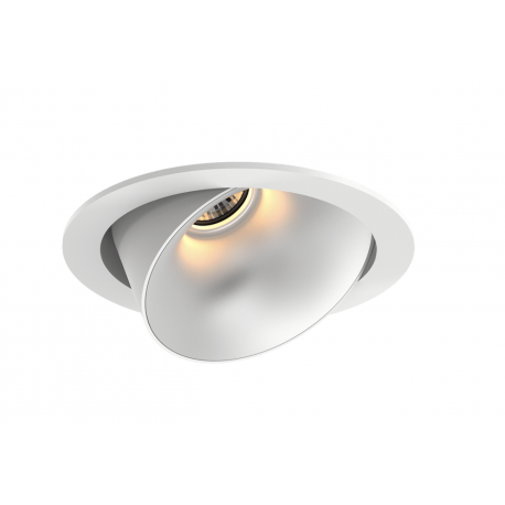 Downlight LED LUCAS orientable rond 100