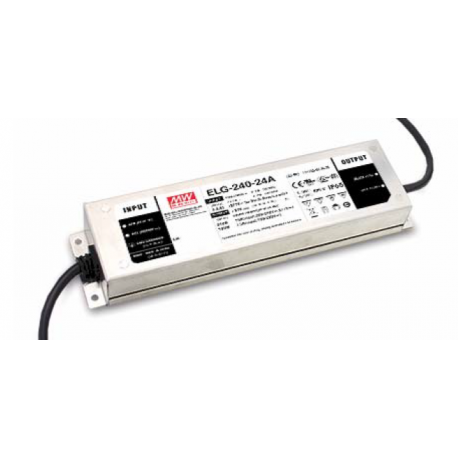 Alimentation LED MEANWELL 24 Vdc 1-10V